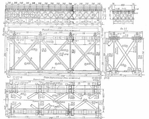 Мосты с фермами Гау –
