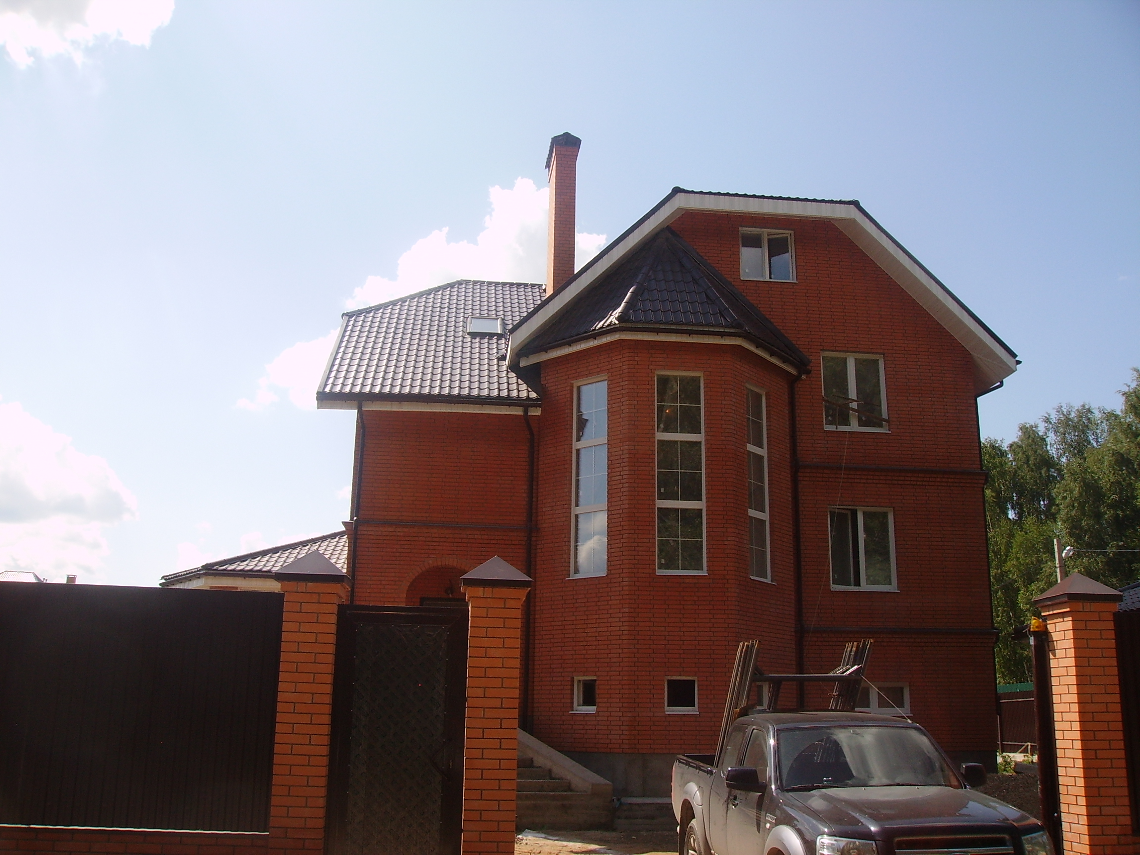 Строительство каменных, деревянных загородных домов, дач, бань