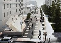 Омск: реконструкция главной пешеходной улицы города